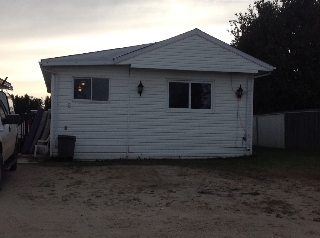 Main Photo: 8 Hillpark Mobile Park in Whitecourt: Mobile for sale : MLS® # 43169