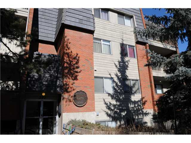 Main Photo: 405 222 5 Avenue NE in CALGARY: Crescent Heights Condo for sale (Calgary)  : MLS®# C3509327