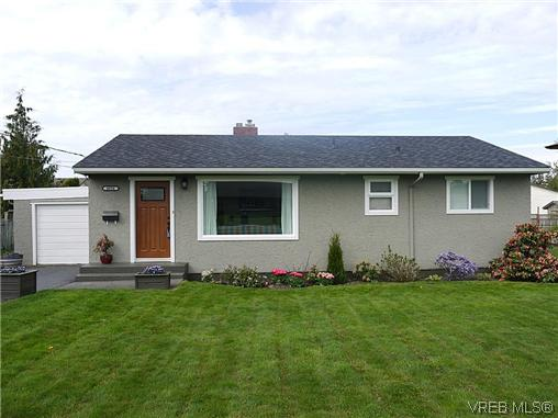 Main Photo: 4036 Cumberland Road in VICTORIA: SE Lake Hill Single Family Detached for sale (Saanich East)  : MLS® # 307369