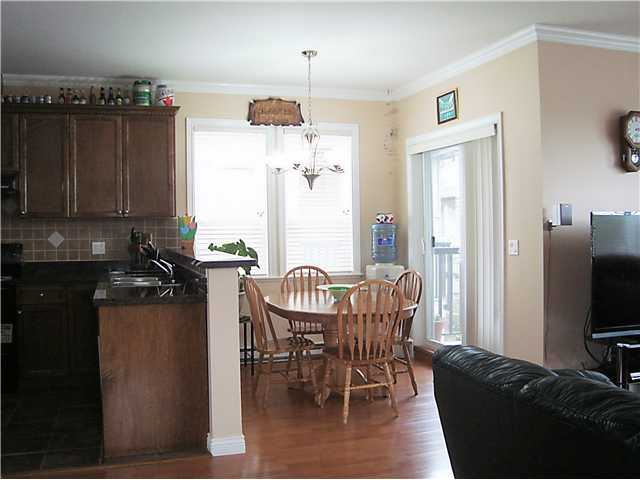 Photo 3: 1 7820 ASH Street in Richmond: McLennan North Townhouse for sale : MLS(r) # V951929