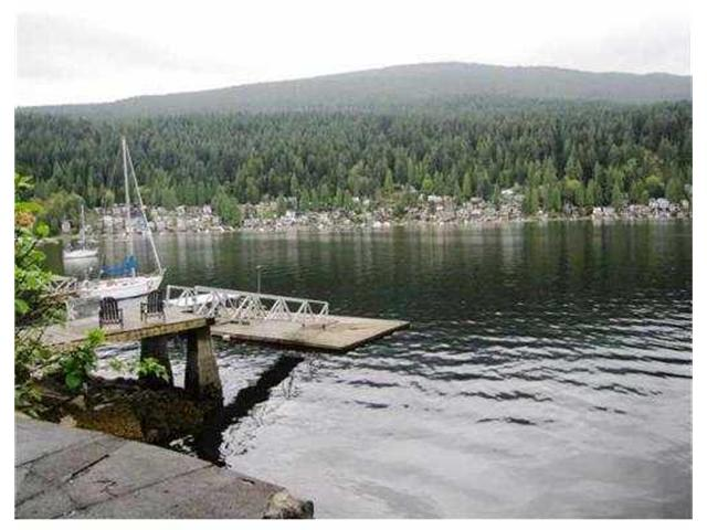 Main Photo: 4644 EASTRIDGE Road in North Vancouver: Deep Cove House for sale : MLS®# V1008983