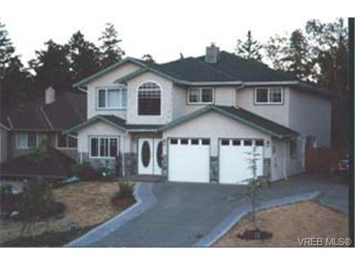 Main Photo: 2035 Gourman Place in VICTORIA: La Thetis Heights Single Family Detached for sale (Langford)  : MLS® # 162681