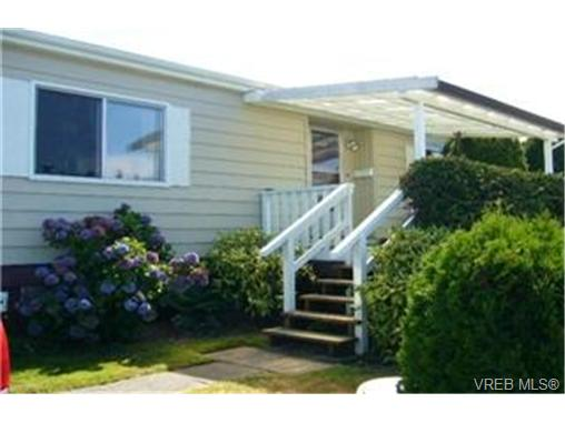 Main Photo: 35 1498 Admirals Road in VICTORIA: VR Glentana Manu Double-Wide for sale (View Royal)  : MLS® # 234351