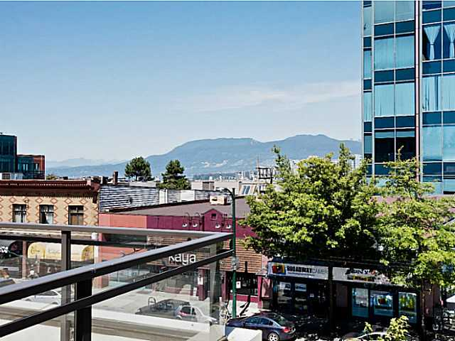 Main Photo: # 309 1068 W BROADWAY BB in Vancouver: Fairview VW Condo for sale (Vancouver West)  : MLS® # V1137096