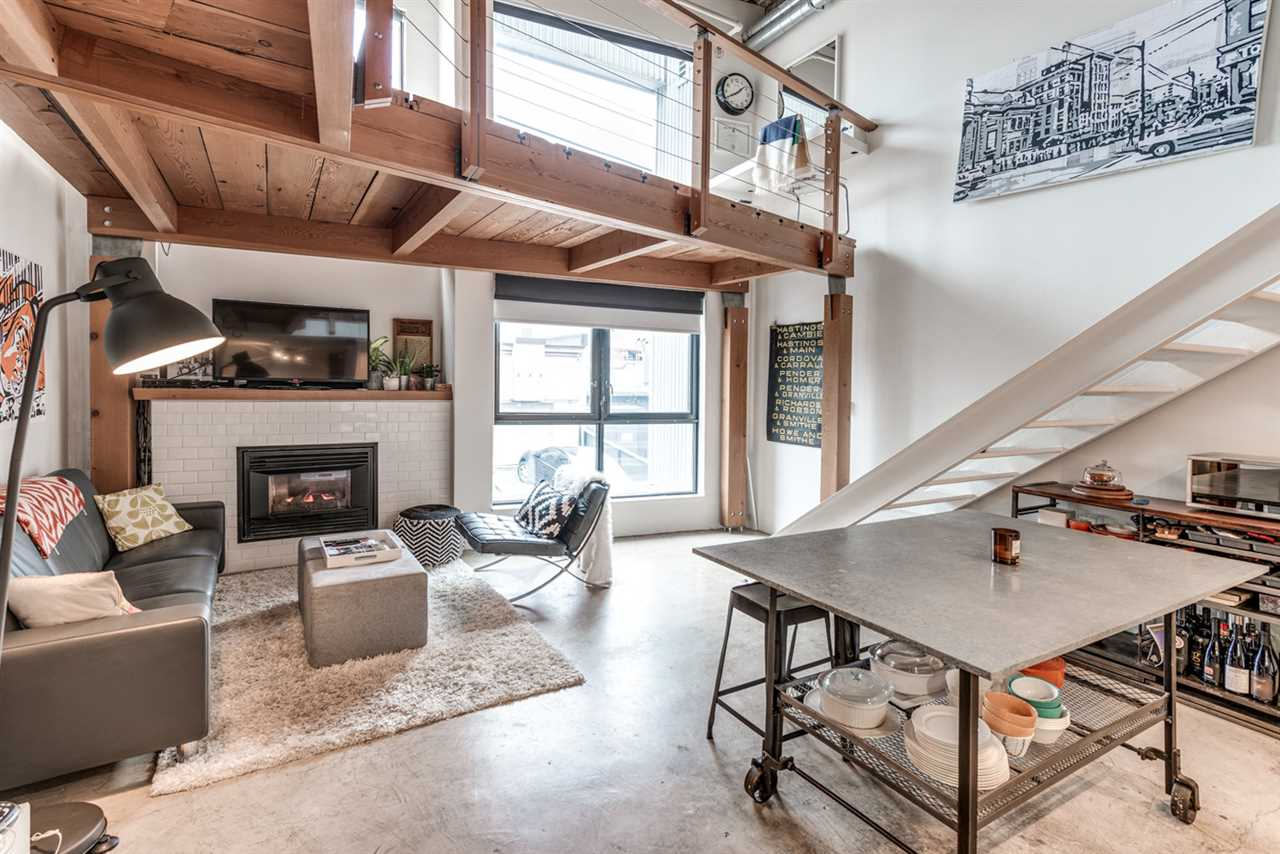 Main Photo: 206 234 E 5TH AVENUE in Vancouver: Mount Pleasant VE Condo for sale (Vancouver East)  : MLS® # R2120629