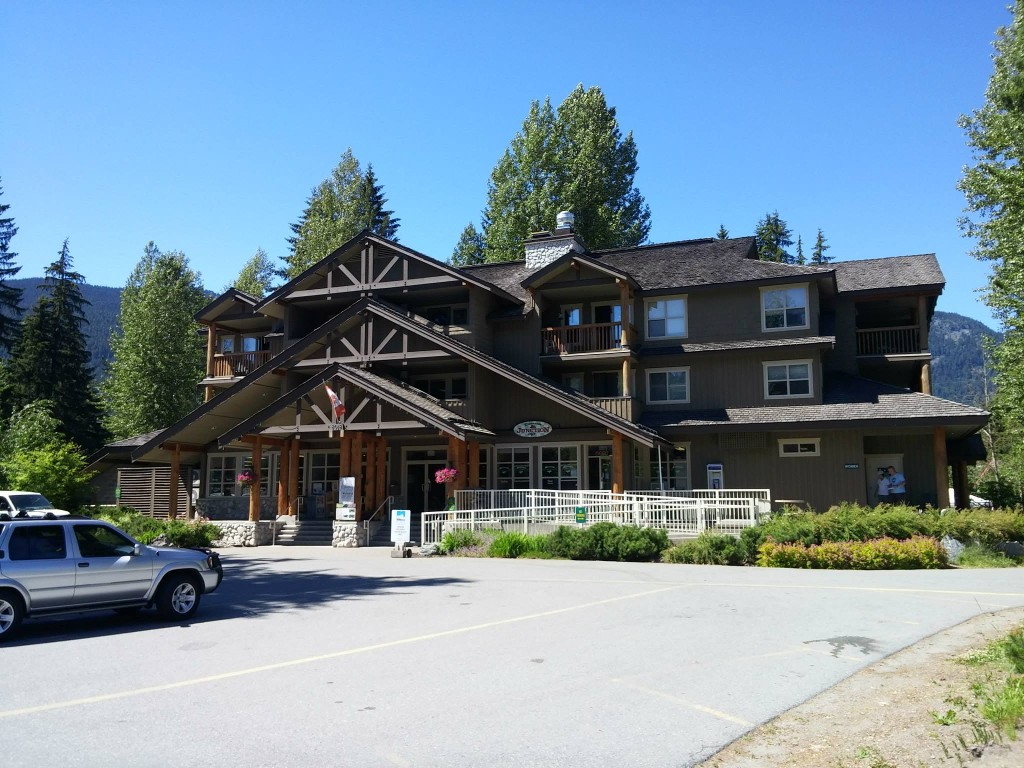 Main Photo: ~ CAFE & CATERING ~ in Whistler: Business Only for sale