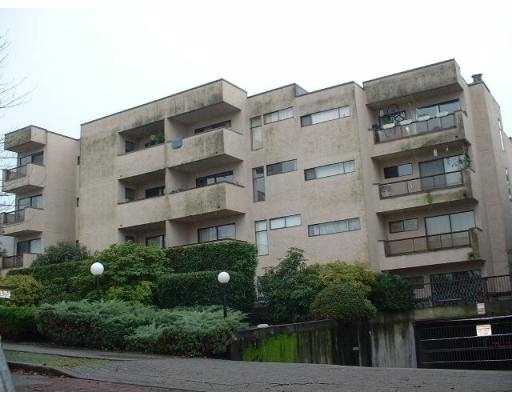 "Main Photo: 103 1864 FRANCES ST in Vancouver: Hastings Condo for sale in ""LANDVIEW PLACE"" (Vancouver East)  : MLS®# V559818"