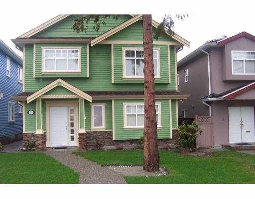 Main Photo: 387 E 17TH AV in Vancouver: Main House for sale (Vancouver East)  : MLS® # V570538