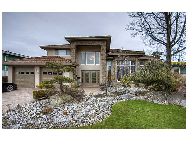 Main Photo: 3331 WARDMORE Place in Richmond: Seafair House for sale : MLS®# V931728