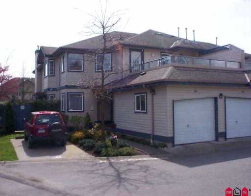 "Main Photo: 26 8338 158TH ST in Surrey: Fleetwood Tynehead Townhouse for sale in ""SUMMERFIELD"" : MLS(r) # F2607777"