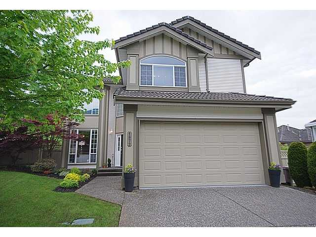 "Main Photo: 1872 HAMPTON GREEN in Coquitlam: Westwood Plateau House for sale in """"HAMPTON ESTATES"""" : MLS®# V953865"