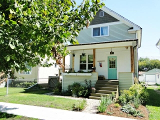 Main Photo: 475 Parr Street in WINNIPEG: North End Residential for sale (North West Winnipeg)  : MLS® # 1217634