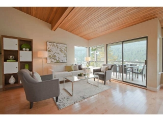 Main Photo: 4670 EASTRIDGE Road in North Vancouver: Deep Cove House for sale : MLS® # V1021079
