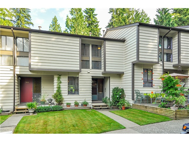 Main Photo: 146 BROOKSIDE DR in Port Moody: Port Moody Centre Condo for sale : MLS® # V1038992