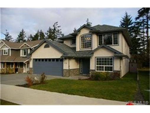 Main Photo: 974 Wild Ridge Way in VICTORIA: La Happy Valley Single Family Detached for sale (Langford)  : MLS® # 239916
