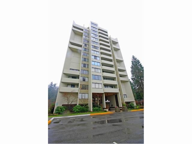 Main Photo: # 310 4200 MAYBERRY ST in Burnaby: Central Park BS Condo for sale (Burnaby South)  : MLS® # V1092723