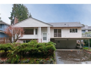 Main Photo: 1307 SINCLAIR ST in West Vancouver: Ambleside House for sale : MLS® # V1101237