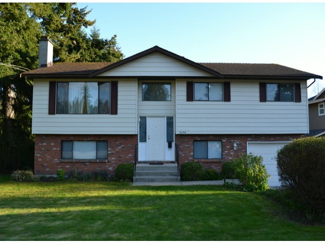 Main Photo: 16196 10 Avenue in South Surrey White Rock, King George Corridor: House for sale : MLS(r) # F1408763
