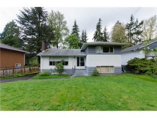 Main Photo: 2857 NOEL DR in Burnaby: House for sale (Burnaby North)  : MLS® # 1104174