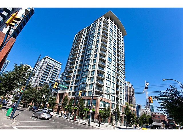 Main Photo: # 1910 1082 SEYMOUR ST in Vancouver: Downtown VW Condo for sale (Vancouver West)  : MLS® # V1132267