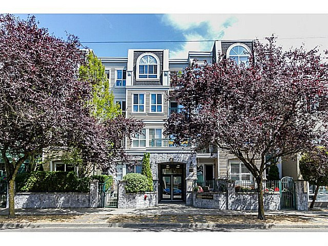 Main Photo: 101 3278 Heather Street in Vancouver: Cambie Condo for sale (Vancouver West)  : MLS® # V1136487