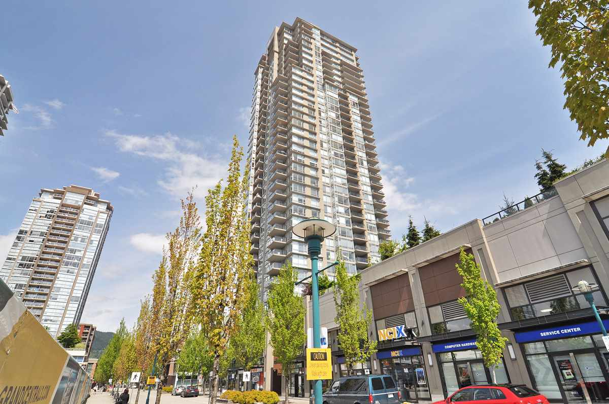Main Photo: 2202 2980 ATLANTIC AVENUE in Coquitlam: North Coquitlam Condo for sale : MLS®# R2059835