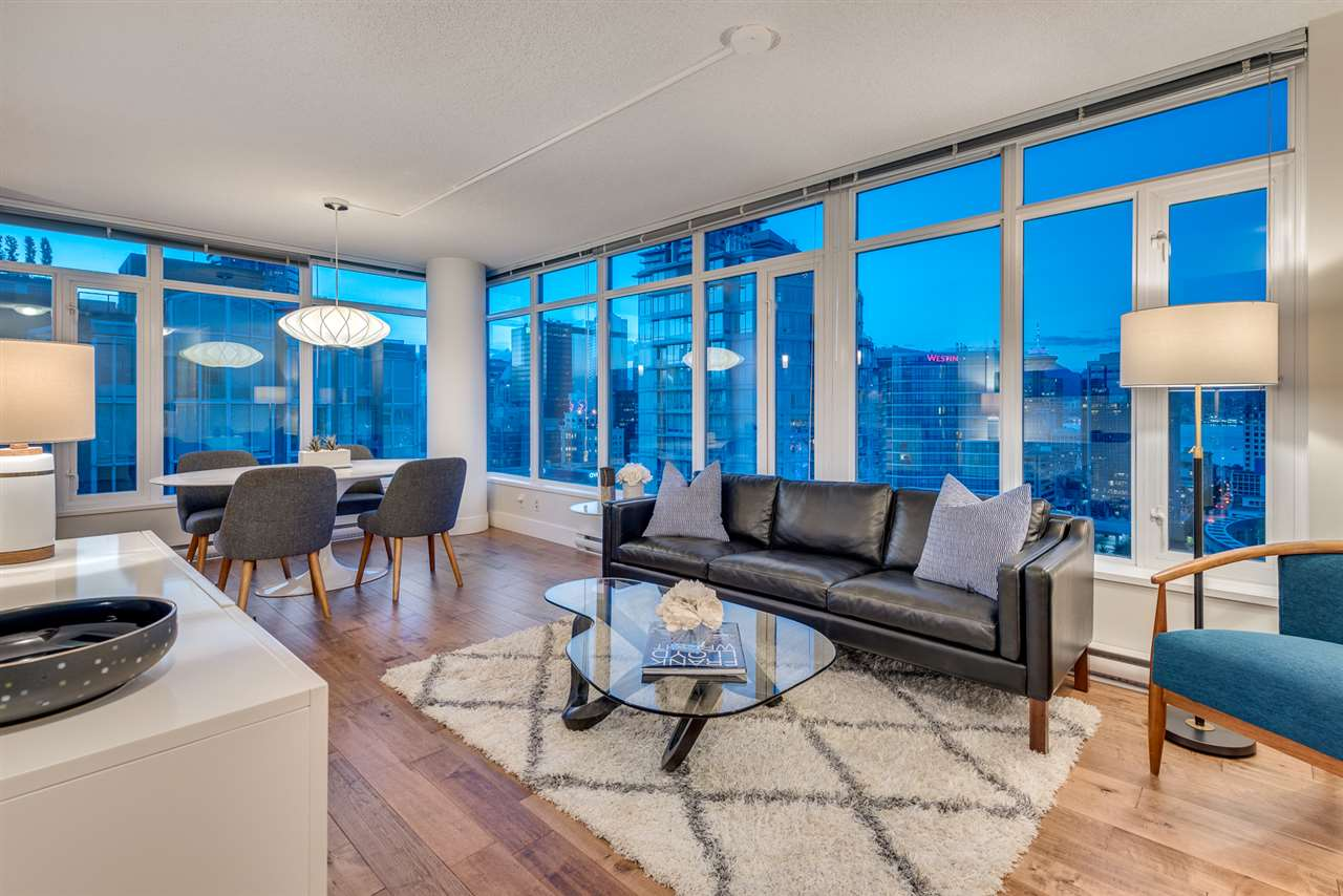 FEATURED LISTING: 3002 - 888 HOMER Street Vancouver
