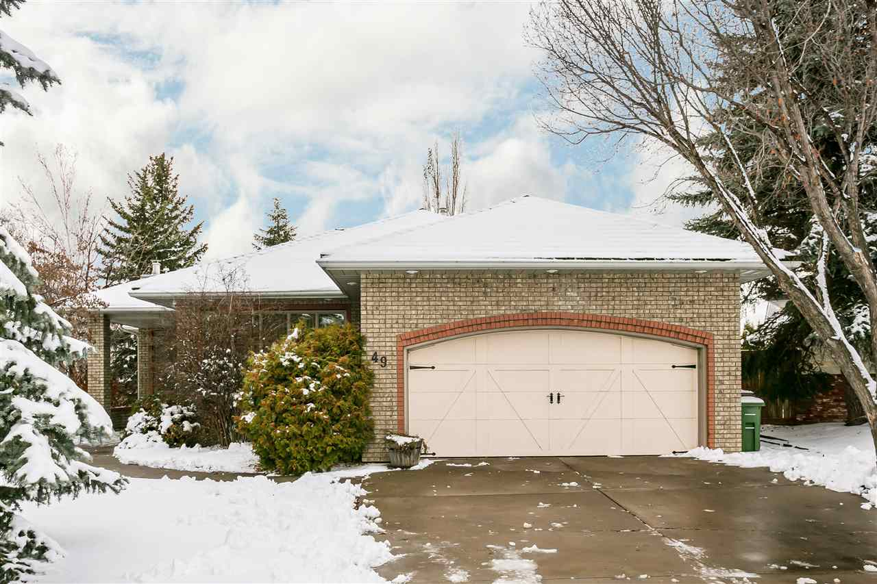 FEATURED LISTING: 49 KINGSWOOD Drive St. Albert