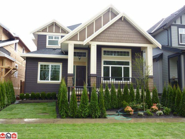 Main Photo: 19418 72A Avenue in SURREY: Clayton House for sale (Cloverdale)  : MLS® # F1210517