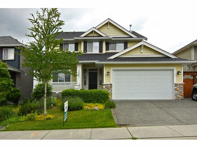 "Main Photo: 7051 196B Street in LANGLEY: Willoughby Heights House for sale in ""ROUTLEY"" (Langley)  : MLS(r) # F1314204"