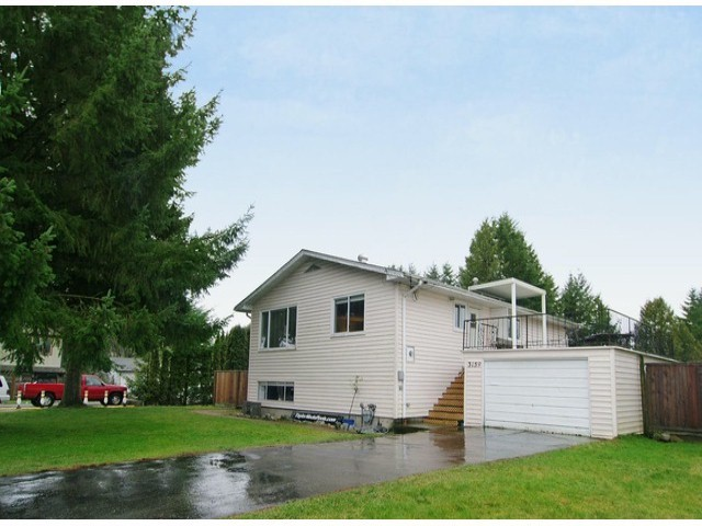 Main Photo: 3159 267A Street in Langley: Aldergrove Langley House for sale : MLS®# F1315905
