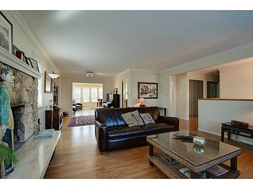 Photo 2: 5730 GILPIN Street in Burnaby South: Deer Lake Place Home for sale ()  : MLS(r) # V992666