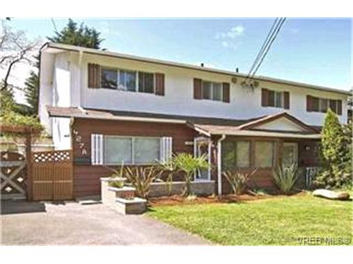 Main Photo: A 427 Gamble Place in VICTORIA: Co Colwood Corners Strata Duplex Unit for sale (Colwood)  : MLS® # 214809