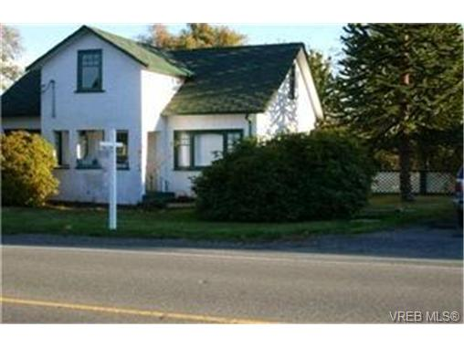 Main Photo: 6733 W Grant Road in SOOKE: Sk Sooke Vill Core Single Family Detached for sale (Sooke)  : MLS® # 221868