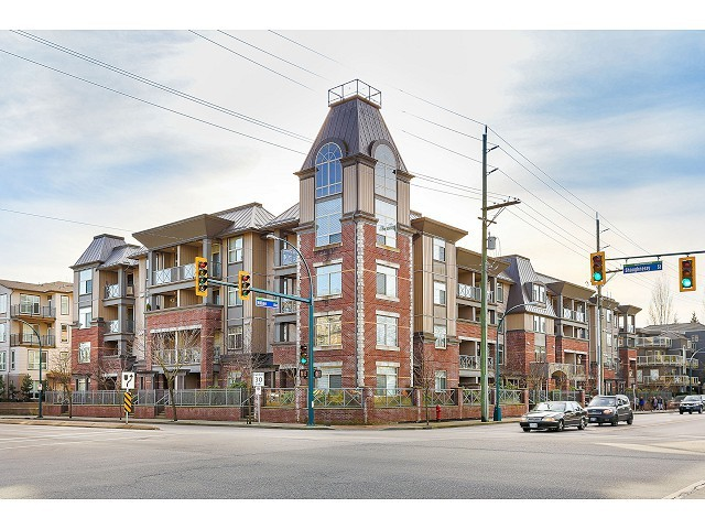 Main Photo: # 309 2330 WILSON AV in Port Coquitlam: Central Pt Coquitlam Condo for sale : MLS® # V1108899