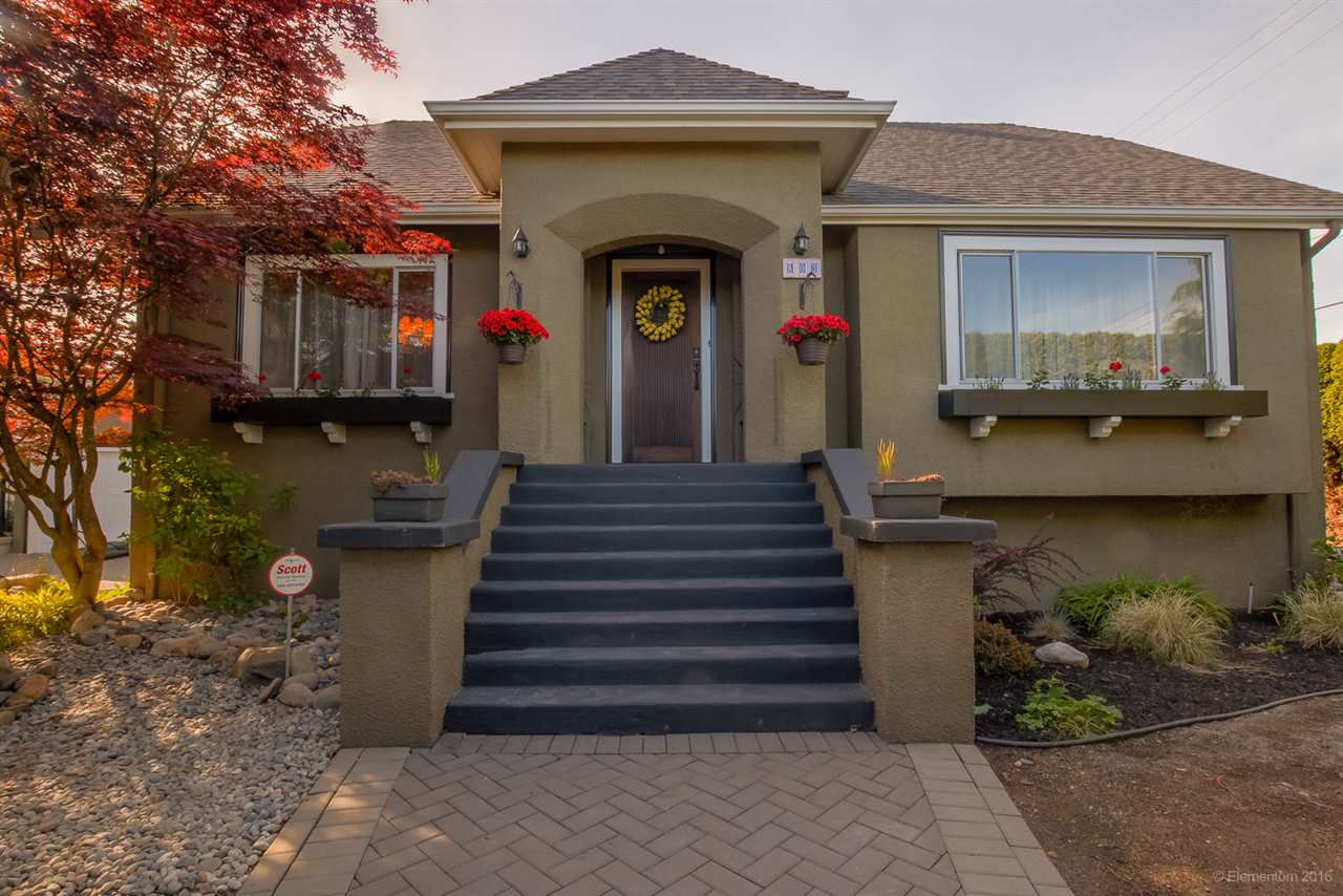 Main Photo: 803 DUBLIN STREET in New Westminster: Moody Park House for sale : MLS® # R2068106