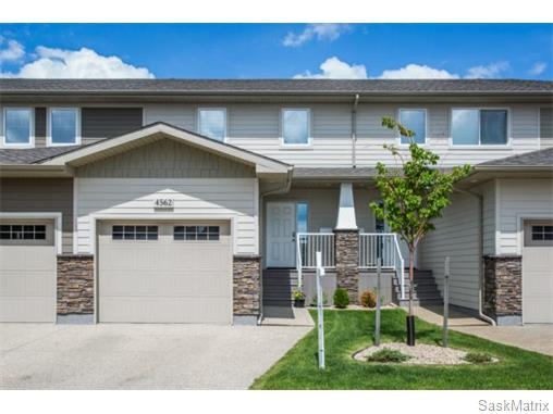 Main Photo: 4562 HARBOUR VILLAGE WAY in Regina: Harbour Landing Complex for sale (Regina Area 05)  : MLS® # 574513