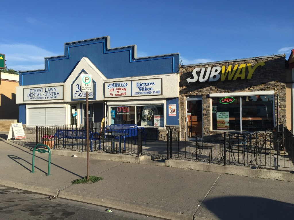 Main Photo: 3611 17 Avenue SE in Calgary: Southview Retail for sale : MLS®# C1027205