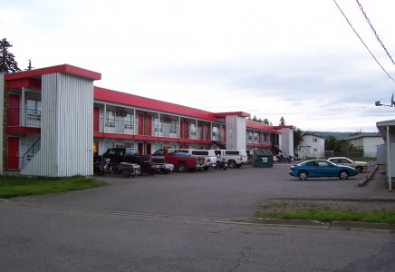 Main Photo: 1735 20th Avenue: Multi-Family Commercial for sale (Prince George, BC)