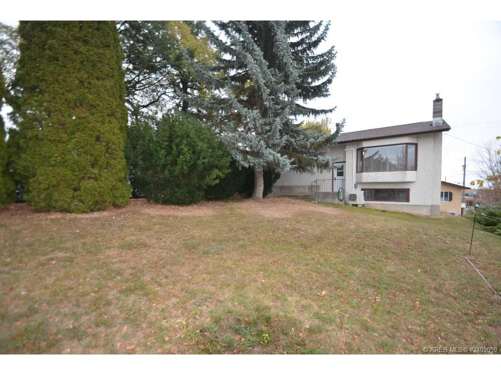 Main Photo: 611 Dugan Street in Creston: House for sale : MLS® # 2409059