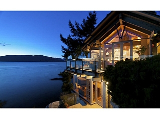 Main Photo: 5311 SEASIDE Place in West Vancouver: Caulfeild House for sale : MLS® # V986027