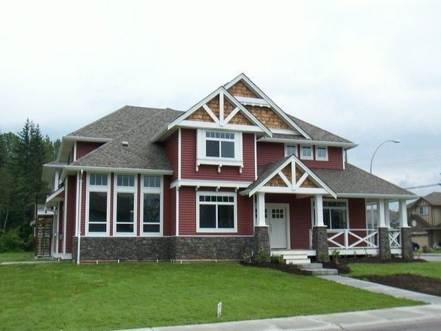 Main Photo: 32603 EGGLESTONE Avenue in Mission: Mission BC House for sale : MLS® # F1305968