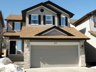 Main Photo: 513 COOPERS Drive: Airdrie Residential Detached Single Family for sale : MLS(r) # C3560083