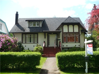 Main Photo: 4369 OSLER Street in Vancouver: Shaughnessy House for sale (Vancouver West)  : MLS(r) # V1008077