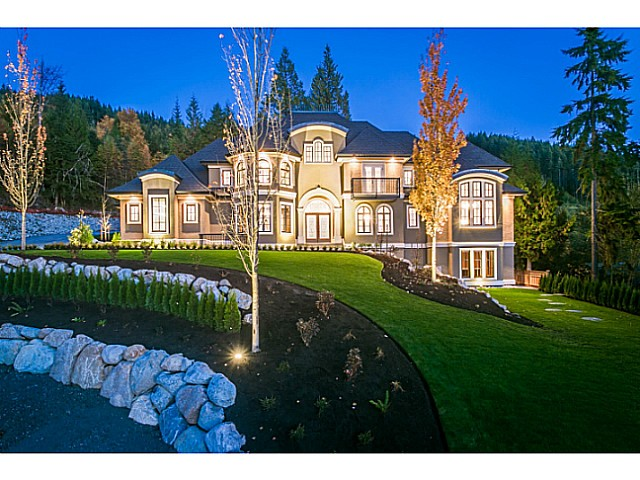 Main Photo: 176 KINSEY DR: Anmore House for sale (Port Moody)  : MLS® # V1036027