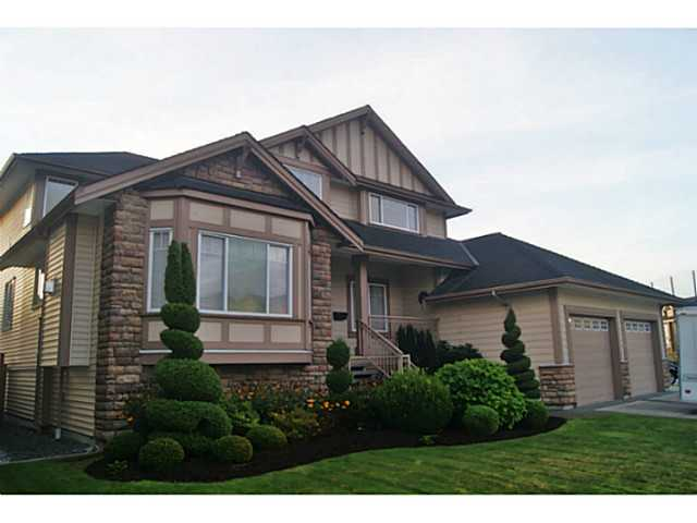 Main Photo: 12448 DAVENPORT DR in Maple Ridge: Northwest Maple Ridge House for sale : MLS®# V1099958