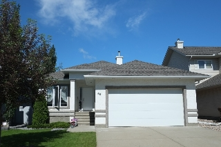 Main Photo: 68 Kendall Crescent in St. Albert: House for sale : MLS(r) # e3420900