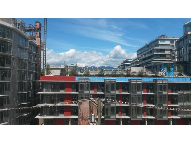 Main Photo: # 607 63 W 2ND AV in Vancouver: False Creek Condo for sale (Vancouver West)  : MLS®# V1129937
