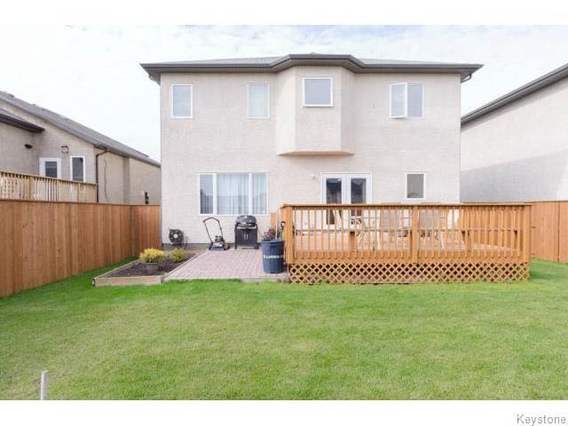 Photo 5: 72 Caribou Crescent in Winnipeg: South Pointe Single Family Detached for sale ()  : MLS® # 1609419