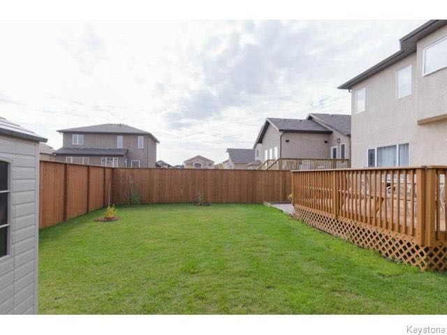 Photo 7: 72 Caribou Crescent in Winnipeg: South Pointe Single Family Detached for sale ()  : MLS® # 1609419